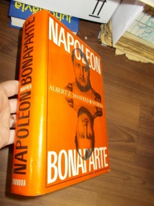Napoleon Bonaparte - Albert Z. Manfred (913115) ext. sklad