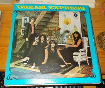 Dream Express -Just Wana Dance With You (781216)