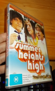 DVD Summer heights high POUZE ANGLICKY!!!!! (152717) ext. sklad