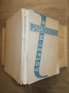 Psychologie -B. M. Těplov (873618) ext. sklad