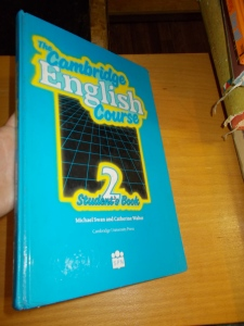 The Cambridge English Course 2 Student´s Book (764216) ext. sklad